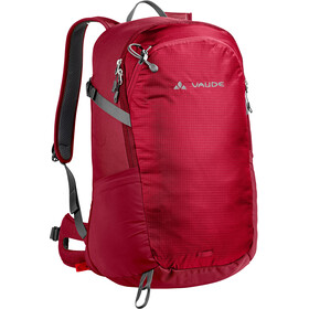 VAUDE Wizard 18+4 Selkäreppu, indian red